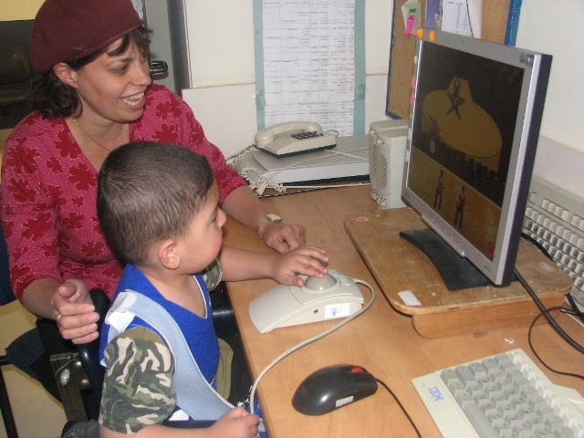Computer Accessibility Center for Children with Special Needs